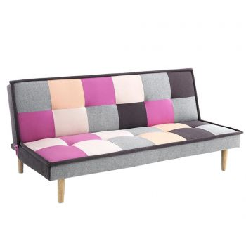 Sofa extensibila Smart - Tomasucci, Multicolor