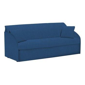 Canapea extensibilă cu 3 locuri 13Casa Amigos, albastru fixa